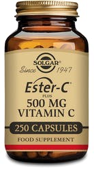 Solgar Ester-C Plus 500mg Vitamin C 250 Capsules