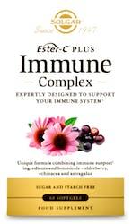 Solgar Ester-C Plus Immune Complex 60 softgels
