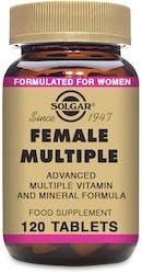 Solgar Female Multiple* 120 Tablets