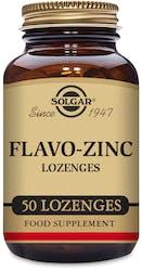 Solgar Flavo-Zinc Lozenges 50 Lozenges