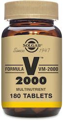 Solgar Formula VM-2000 180 Tablets
