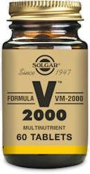 Solgar Formula VM-2000 Multi-Nutrient 60 Tablets