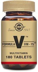 Solgar Formula VM-75 180 Tablets