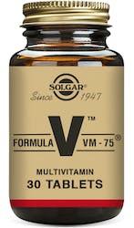 Solgar Formula VM-75 30 Tablets