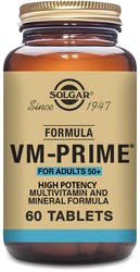 Solgar Formula VM-Prime For Adults 50+ 60 tablets