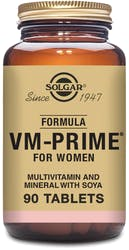 Solgar Formula VM-Prime For Women 90 Tablets