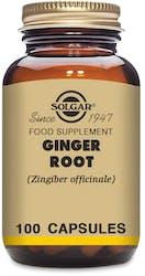 Solgar Ginger Root 100 capsules