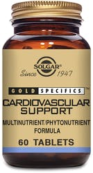 Solgar GOLD SPECIFICS Cardiovascular Support 60 Tablets
