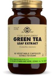 Solgar Green Tea Leaf Extract 60 Capsules