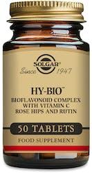 Solgar Hy-Bio 50 Tablets