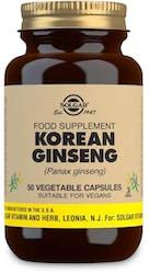 Solgar Korean Ginseng 50 Capsules