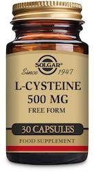 Solgar L-Cysteine 500 mg 30 Capsules
