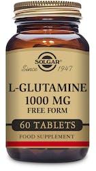 Solgar L-Glutamine 1000 mg 60 Tablets