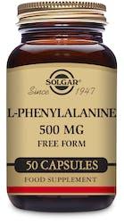Solgar L-Phenylalanine 500mg 50 Capsules