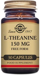 Solgar L-Theanine 150mg Vegetable Capsules 30s