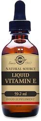 Solgar Liquid Vitamin E 59.2ml
