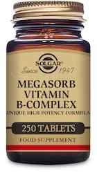 Solgar Megasorb Vitamin B-Complex 250 Tablets