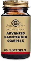 Solgar Natural Source Advanced Carotenoid  Complex  60 Softgels