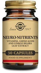 Solgar Neuro-Nutrients 30 capsules