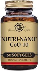 Solgar Nutri-Nano CoQ-10 50 Softgels