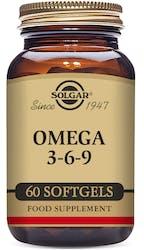 Solgar Omega 3-6-9 60 Softgels