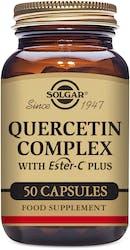 Solgar Quercetin Complex Vegetable Capsules 50s