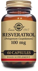 Solgar Resveratrol 100 mg 60 Capsules