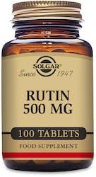 Solgar Rutin 500 mg 100 Tablets