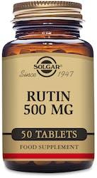 Solgar Rutin 500 mg 50 Tablets