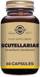 Solgar Scutellariae 50 Capsules