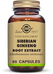 Solgar Siberian Ginseng Root Extract 60 Capsules