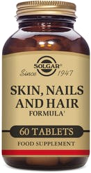 Solgar Skin, Nails and Hair Formula Tablets 60 Pack
