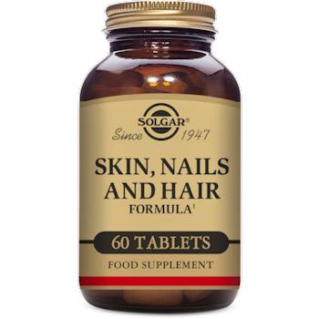 Solgar Skin, Nails and Hair Formula Tablets 60s