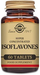 Solgar Super Concentrated Isoflavones 60 Tablets