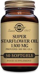 Solgar Super Starflower Oil 1300 mg 30 Softgels