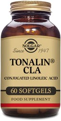 Solgar Tonalin CLA 1300 mg 60 Softgels