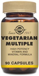 Solgar Vegetarian Multiple 90 Capsules
