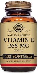Solgar Vitamin E 268 mg (400 IU)  100 Veg. Softgels