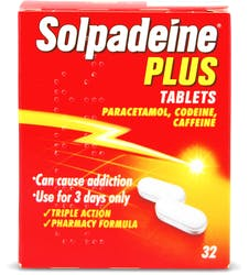 Solpadeine Plus Tablets 32