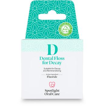 Spotlight Oral Care Dental Floss for Decay