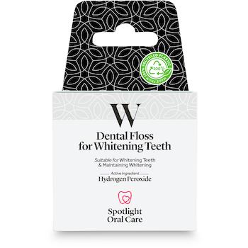 Spotlight Oral Care Dental Floss for Whitening