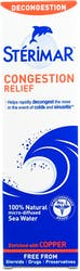 Sterimar Congestion Relief Sea Water Nasal Spray 100ml