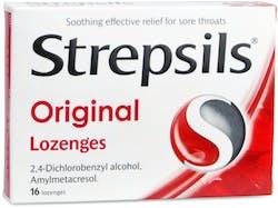 Strepsils Original 16 Lozenges