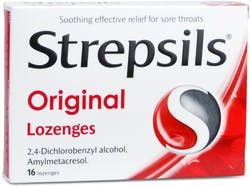 Strepsils Original 16 Lozenges