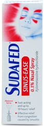 Sudafed Sinus Ease Spray 15ml
