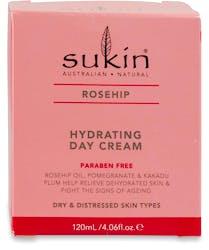 Sukin Rosehip Hydrating Day Cream 120ml