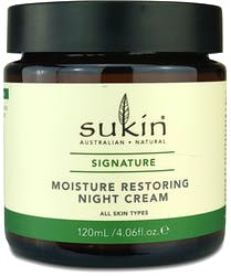 Sukin Signature Moisture Restoring Night Cream 120ml