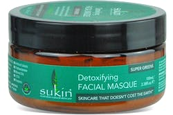 Sukin Super Greens Clay Masque 100ml