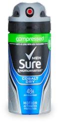 Sure Compressed Cobalt Deodorant 75ml