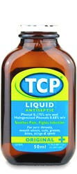 TCP Antiseptic Liquid 50ml